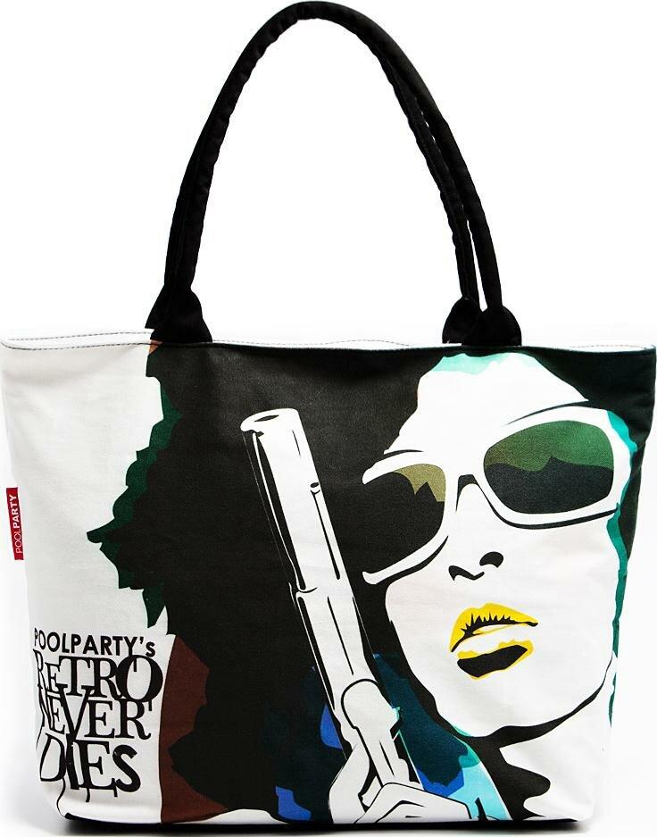 bf641e403d78 Распродажа летних и пляжных сумок Poolparty 2014 года