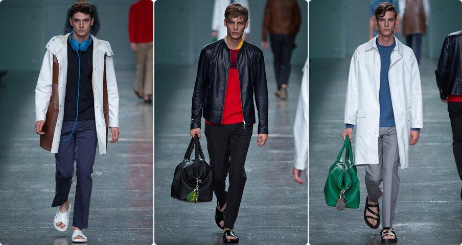 fc5b31593285 Тенденции мужской моды сезона «весна-лето 2015». Неделя моды в ...